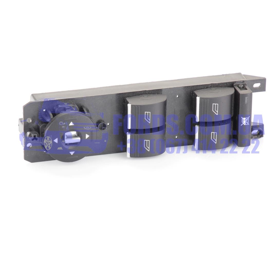 Переключатель стеклоподъемника FORD FOCUS/C-MAX/B-MAX/KUGA/CONNECT 2011- (2029540/F1ET14A132AC/EP44132) DP GROUP