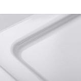 Pyramida PFE 643 white luxe, газовая варочная поверхность, белая эмаль, фото 6
