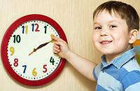 Как с ребенком изучать часы и время