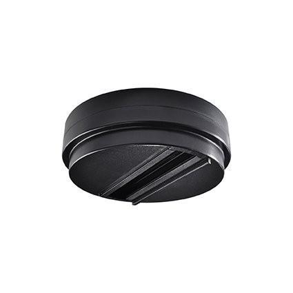 Соединитель Ideal Lux LINK SIGNLE CONNECTION BLACK (170152)