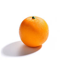 Искусственный апельсин муляж 8 см