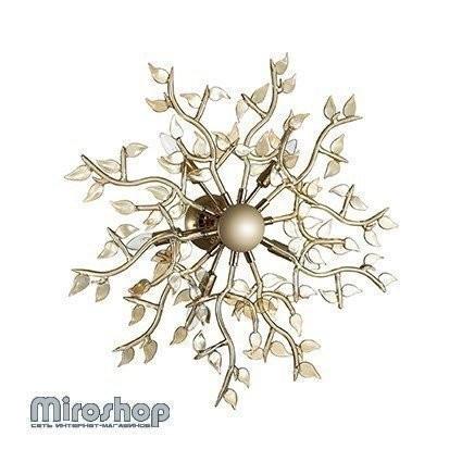 Потолочный светильник Ideal Lux SPRING PL5 AMBRA (114606)
