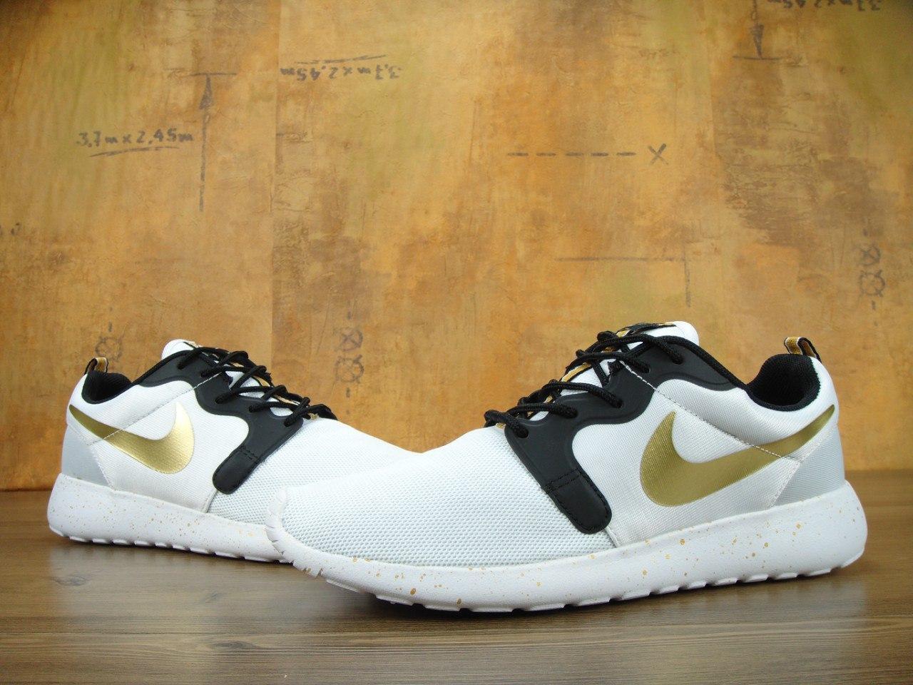 Nike Roshe Run Hyp PRM QS Gold Price 43
