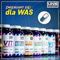 Спортивное питание производства UNS Supplements.