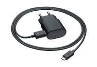 Сетевое зарядное устройство Nokia AC 50E+micro-usb