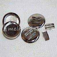 Основа для резинки с защелкой, 2,3 см