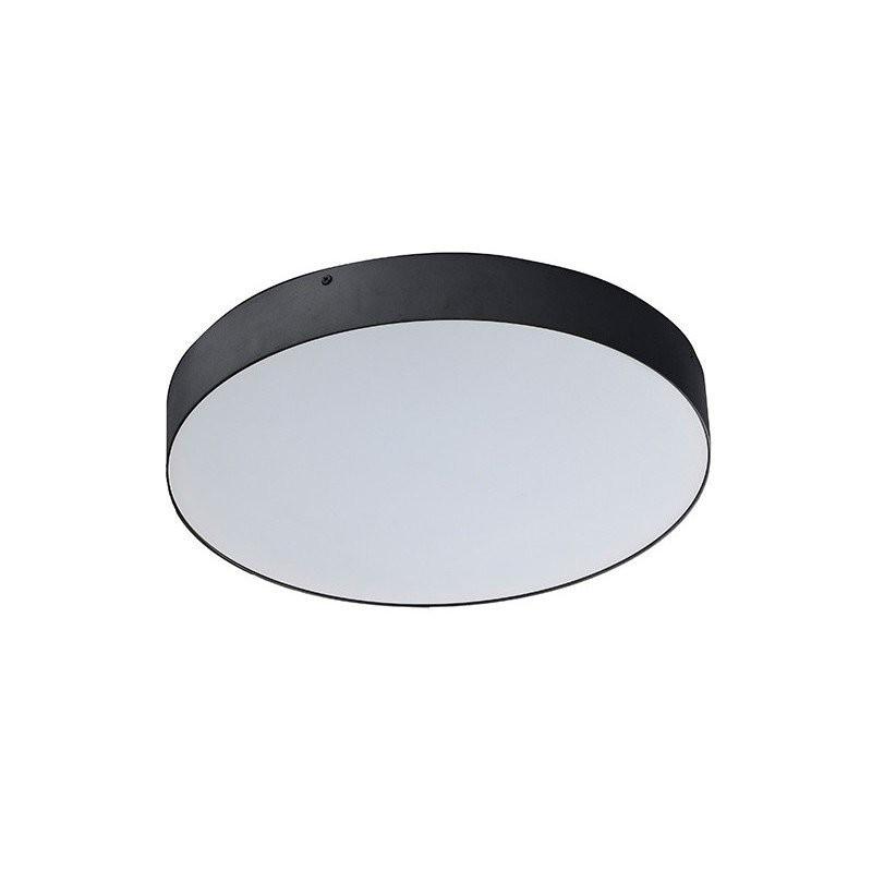 Потолочный светильник Azzardo AZ3800 MONZA R 40 BK 4000K (SHR674000-50-BK)