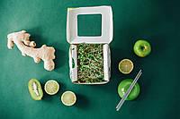 РОСТКИ  ЛЁН  ПРОРОСТКИ микрозелень  Sadovе Premium 100% Bio Organic  Омега 50 г, фото 1