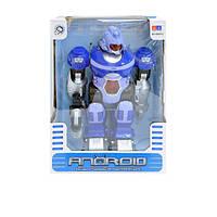 Робот музыкальный THREE STARS Android KD8803C Синий
