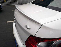 Спойлер крышки багажника Peugeot 301 2012- (под покраску) Meliset