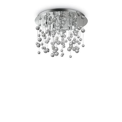 Люстра Ideal Lux NEVE PL8 CROMO (022222)