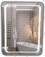 Зеркало для ванной комнаты с LED подсветкой. 700х900мм. 10ВТ, влагостойкий трансформатор, каркас пластик СД-30, фото 1