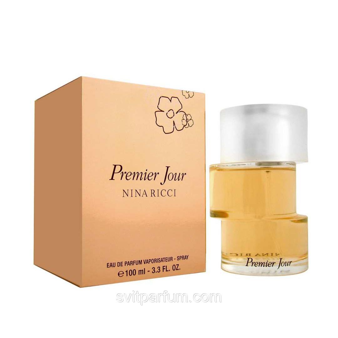 Парфюмированная вода Nina Ricci Premier Jour (Нина Ричи Премьер Жур) - страстный цветочный аромат! Киев