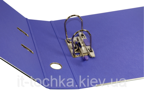 Регистратор А4, 70мм, pp, фиолетовый bm.3005-07c