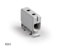 Клемма KE61 однополюсная Al 6-50mm, Cu 2.5-50mm