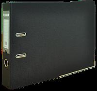 Регистратор двухсторонний А3 buromax bm.3003-01 черный elite ширина торца 70мм