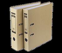 Регистратор односторонний А4 kraft серии jobmax, ширина торца 70мм bm.3033-34c