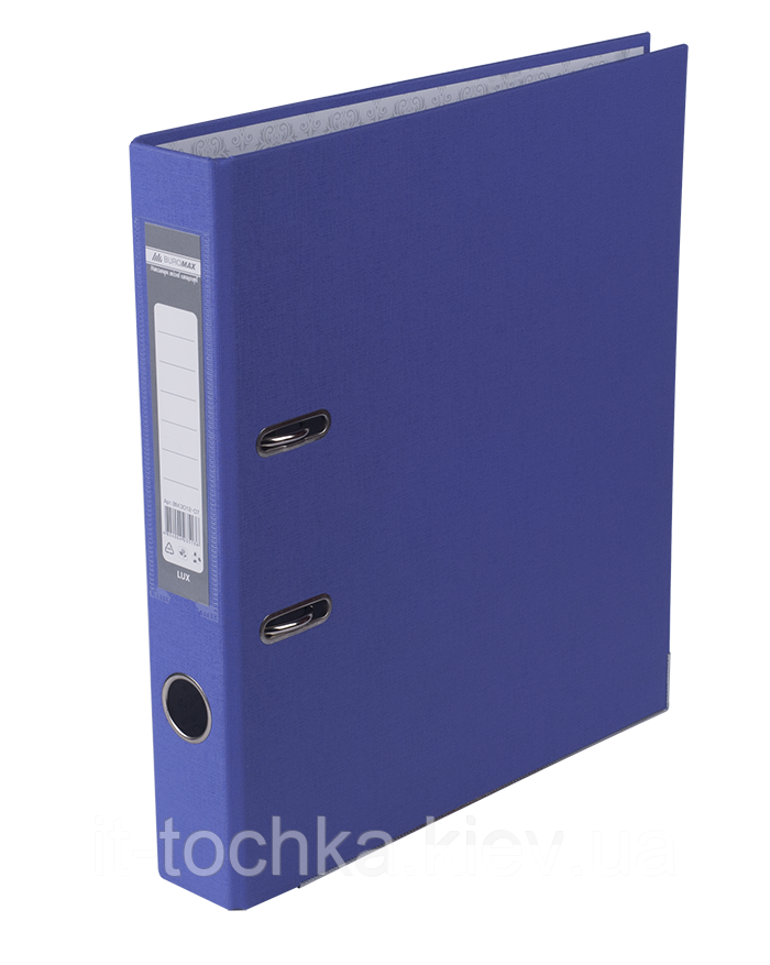 Регистратор односторонний А4 jobmax, ширина торца 50мм, фиолетовый bm.3012-07c