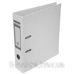 Регистратор односторонний А4 buromax bm.3012-12c белый jobmax ширина торца 50мм