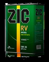 Моторное масло ZIC RV 5W-30 ✔ 1л.