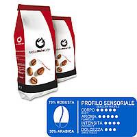 Кава в зернах Італія Gran Crema MokaMoka, 1 кг