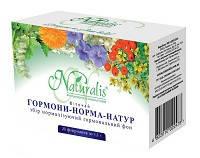 Гормоны-норма-Натур, фиточай (Натуралис) – нарушение менструального цикла, болезни щит. железы