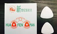 Мел портновский Panda, цвет белый (50 шт. в упаковке)