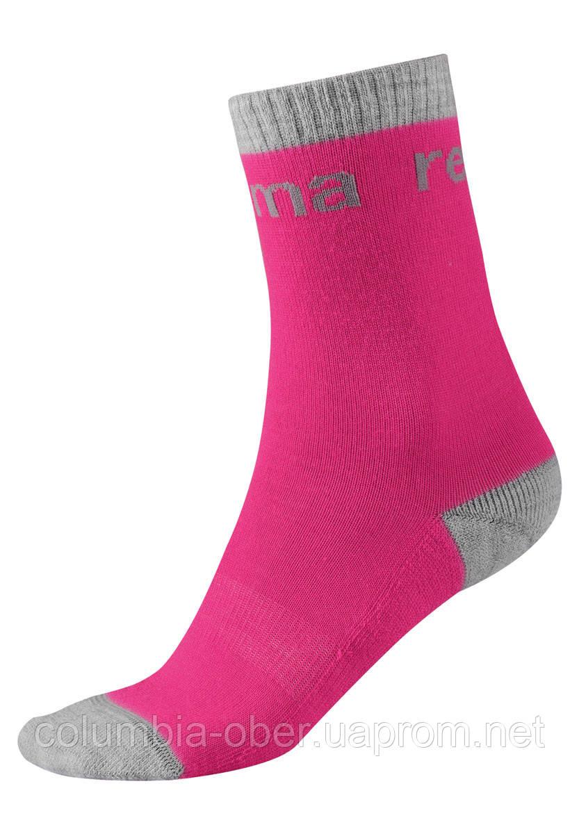 Носки для девочки Reima Boot 527310-3600. Размеры 26/29 - 38/41.