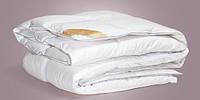 Одеяло пуховое зима-лето двухспальное 195*215 CLIMA BALANCE, фото 1
