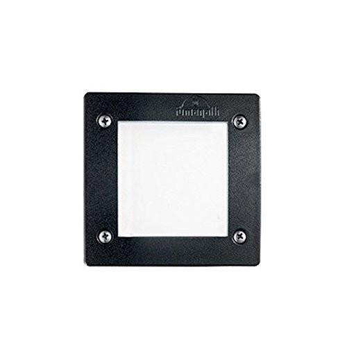 Светильник точечный Ideal Lux LETI SQUARE FI1 NERO (096582)