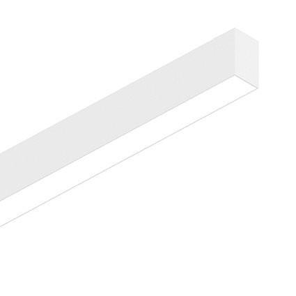 Потолочный светильник Ideal Lux FLUO WIDE 1800 4000K WHITE (192604)