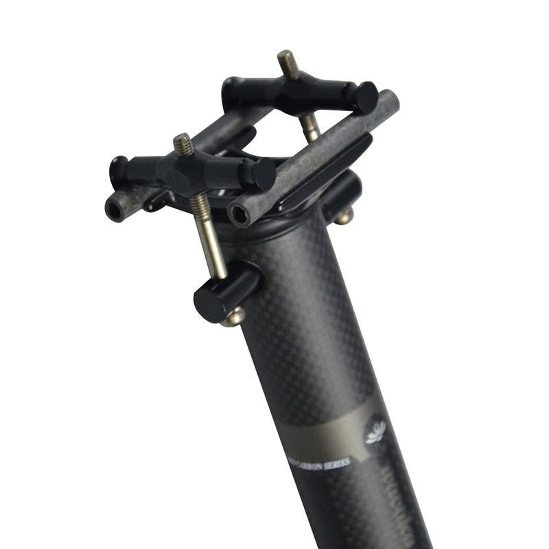 Подседельный штырь Carbon SL, 31.6х 400 мм (195грамм)