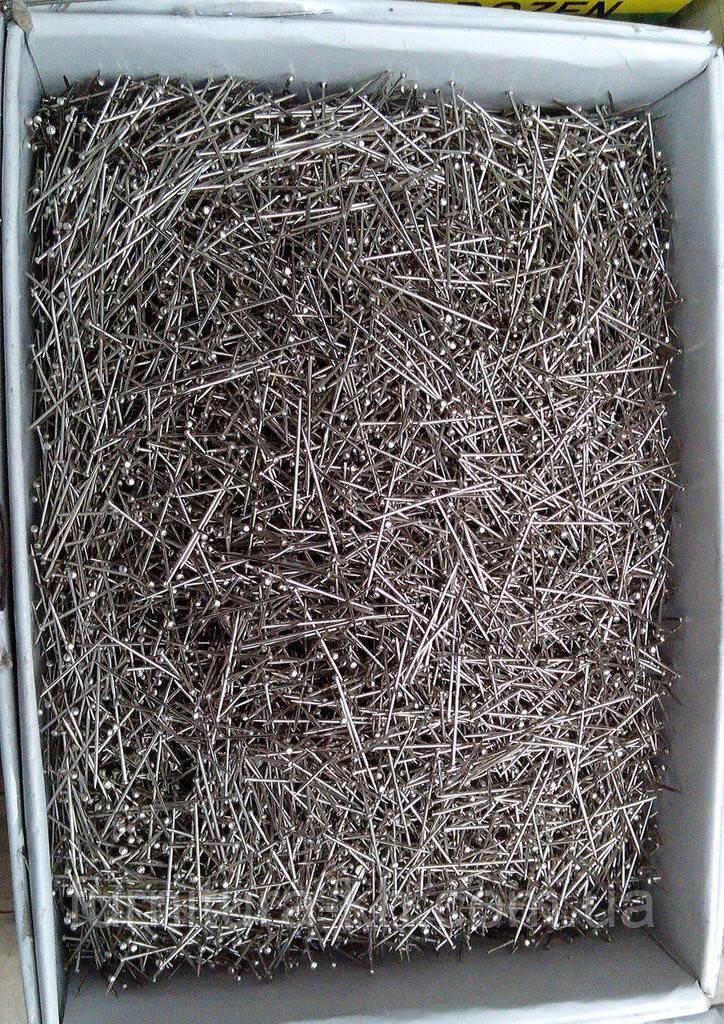 Кравецькі шпильки-гвоздики в 1 уп 250 грам