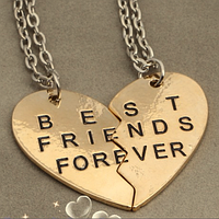 "Кулоны для друзей ""Best friends"""