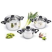 Набор посуды Berghoff Vision Prima 6 пр 1106032