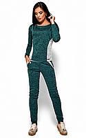 Спортивные костюм KARREE Алисия L Темно-зеленый KAR-K000030, КОД: 267019