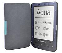 Обложка для электронной книги Pocketbook Aqua 640 Slim Black+Пленка, фото 1