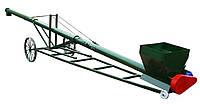 Конвейер винтовой (шнек) передвижной КВП-10-20