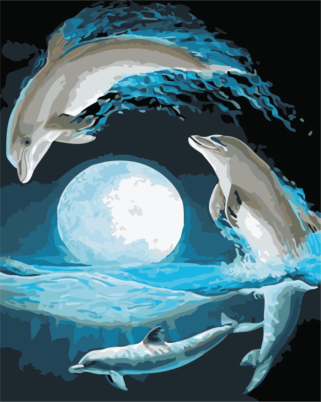 Художественный творческий набор, картина по номерам Мир для нас, 40x50 см, «Art Story» (AS0394)