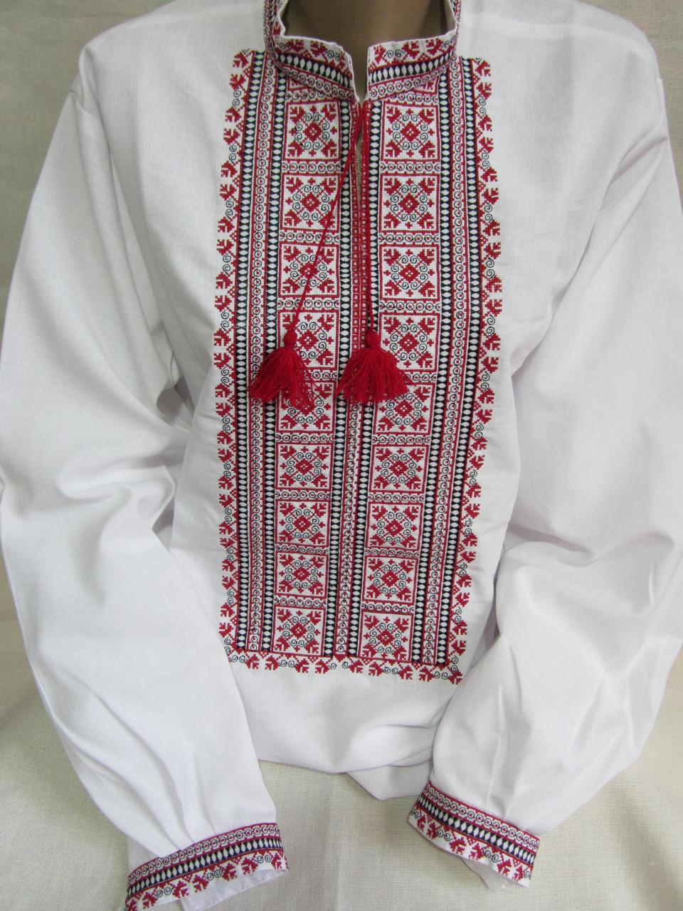 """Вышиванка """"Любомир"""" на д\полотне, 58 р-ра, 490/460 (цена за 1 шт. + 30 гр.)"""