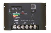 Контроллер заряда 40I (12/24В, 40А, 18 режимов таймера)