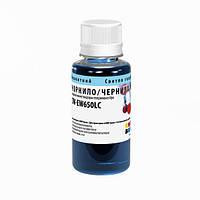 Чернила Чорнило ColorWay до Epson TX650 Dye (CW-EW650LC01)