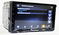 Автомагнитола пионер Pioneer 4S 2din Android GPS+1/16 Гб+4 Ядра, фото 3
