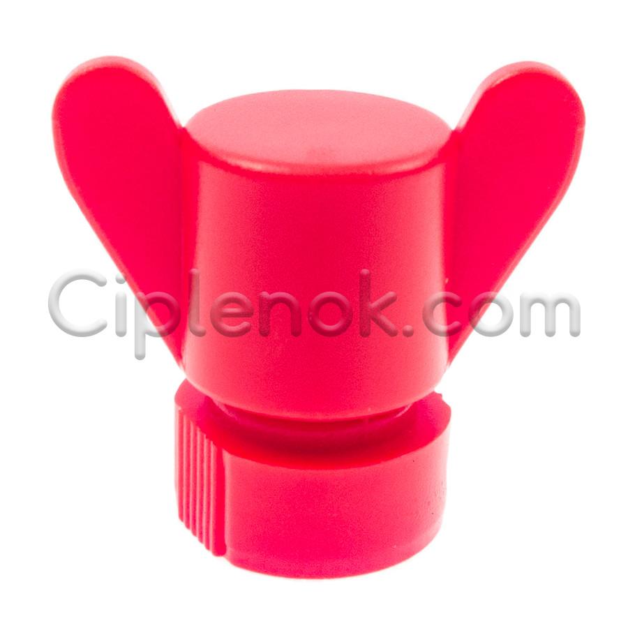 Зажим пластиковый для троса 3 мм
