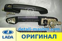 Ручка двери ВАЗ 2123 Нива-Шевроле передняя левая наружная (пр-во ДААЗ) 2123-6105151
