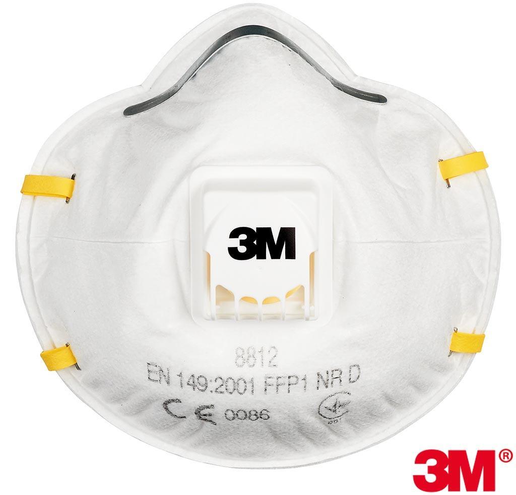 Полумаска 3M-MAS-P1-8812