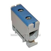 Клемма KE61.2 однополюсная Al 6-50mm, Cu 2.5-50mm