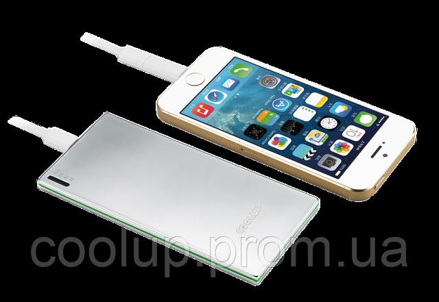Портативная зарядка для айфон