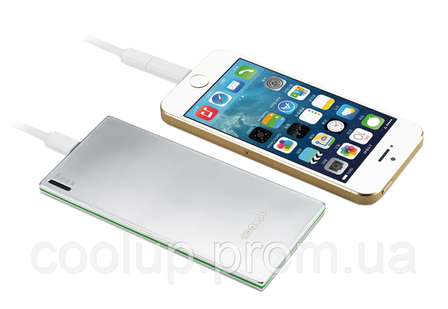 Портативна зарядка для айфон