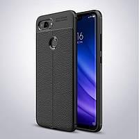 Чехол Touch для Xiaomi Mi 8 Lite бампер оригинальный Auto Focus Black